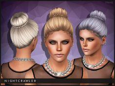 Nightcrawler Sims' Nightcrawler-TRIXIE