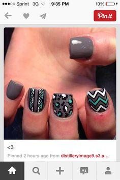 Aztecs Nails