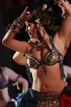 Christmas : Member of WildCard BellyDance Troupe