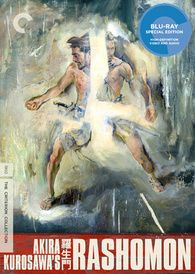 Rashomon Criterion Blu-ray