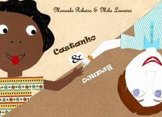 Illustrations by Milu Loureiro. In stock: £6.