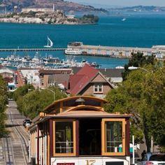Muito linda!!! Quem já visitou? Quem ainda não, não faça isso com vc mesmo. SF, várias vezes votada a melhor cidade Americana.