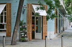 Restaurante Ultramarinos Quintín fachada Te Veo en Madrid