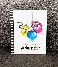Carte « Magic » par Stefnico.