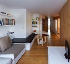 Apartamento reformado en Santiago