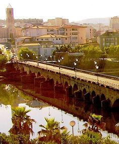 Beautiful bridge, Mirandela - Trás os Montes - PORTUGAL
