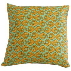 Made in South Africa, our scatter cushions feature the beautiful fabric designs of our different collections: Wonderboy, Qalakabusha and the new Zambezi collection. Scatter Cushions, Throw Pillows, Bathroom Essentials, Soft Furnishings, Bold Colors, Ceramic Art, Crocodile, Fabric Design, African