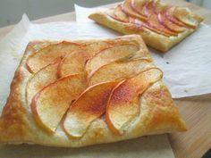 Mini appeltaartjes met 4 ingredienten -