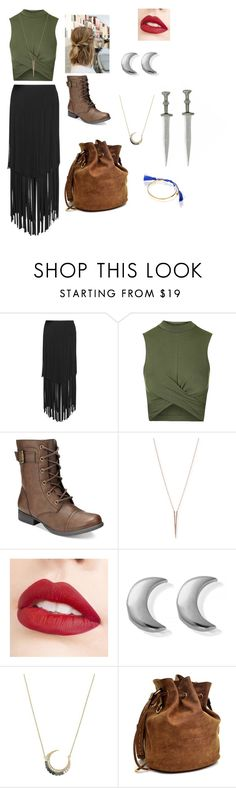 """""""Lexi of the moon people (friend of savannah and jolene citizen of my own group from the 100"""""""" by schampion05 ❤ liked on Polyvore featuring Mynt 1792, Topshop, American Rag Cie, EF Collection, Jouer, ChloBo, Jessica Simpson and Dasein"""
