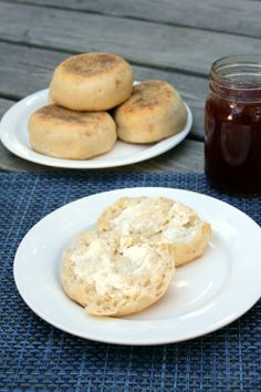 Kitchen Trial and Error: easy english muffins