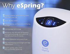 E - Spring Water Filter