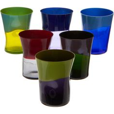 Murano Magic-colourful glassware (Nason Moretti)