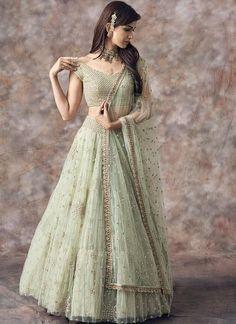 Designer Bridal Lehenga, Latest Bridal Lehenga, Bridal Lehenga Choli, Net Lehenga, Ghagra Choli, Anarkali, Lehenga Suit, Silk Dupatta, Blouse For Lehenga