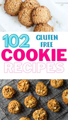 If you need gluten-free cookies, try one of these amazing gluten-free cookie recipes. I've collected 102 recipes and all.