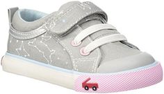 See Kai Run Kristin Sneaker (Toddler), Gray/Print, 5.5 M US Toddler - http://all-shoes-online.com/see-kai-run/see-kai-run-kristin-sneaker-toddler-13