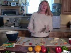 Great videos on Dehydrating, just about anything. ~
