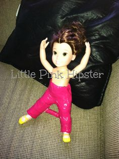 My daughter is in a Spica Cast for hip Dysplasia, This is ...