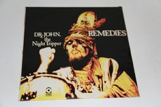 #DrJohn the Night Tripper #Remedies record by WanderlandRecords #lp #vinyl #record