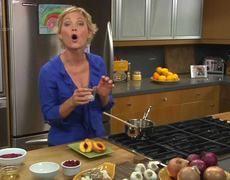 naturally delicious | Veria-Raspberry Sauce | Recipe