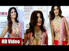 WATCH Shilpa Shetty hot & gorgeous in low waist lehenga and sleeveless choli at Lakme Fashion Week 2016. See the full video at : https://youtu.be/TgGm_gQXF1s  #shilpashetty #lakmefashionweek #lfw #lakmefashionweek2016, #lfw2016 #lehengacholi