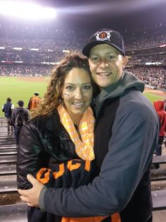 Giants games with my love