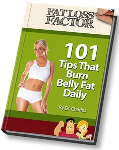 101 Tips To Burn Belly Fat Free eBook