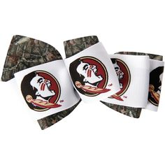 Florida State Seminoles Women's Mary Loop with Mossy Oak Hair Bow - $7.99
