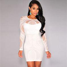 Club Lace Dress