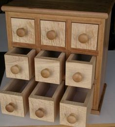 another apothecary chest