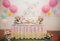 Festa com tema borboletas: delicada e feminina!