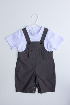 A more formal baby onesie perfect for those special family photos or your next family get together. Baby Onesie, Onesies, Family Get Together, Summer Boy, Our Baby, Overall Shorts, Summer Collection, Family Photos, Overalls