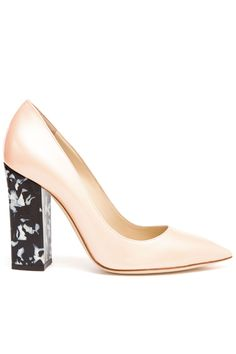 26 Nude Heels That Won't Blend In #refinery29  http://www.refinery29.com/nude-heels#slide2