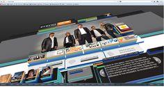 Découvrez le web en 3D