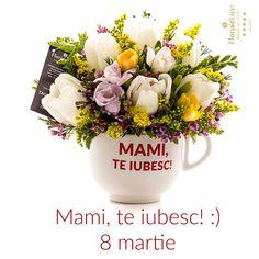 Felicitare virtuala 8 martie Te iubesc, mama!  https://www.floridelux.ro/flori-pentru-ocazii/flori-cadouri-sarbatori/flori-8-martie/