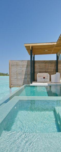 The Maldives .... what is there NOT to like!  ASPEN CREEK TRAVEL - karen@aspencreektravel.com