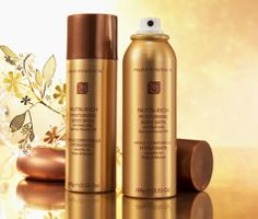 Sprays on for ultra fast hydration and instant radiance. Nicknamed 'sensuality in a can'
