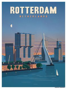 Image of Rotterdam Poster