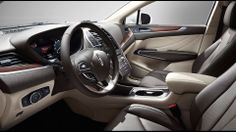 2015 lincoln mkc interior features 2015 Lincoln MKC Luxury Design and Equipment