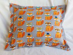 Fox Nap Pillow Daycare Pillow Travel Pillow Toddler