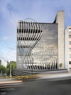 Hagy Belzberg Designs Dynamic Mexico City Office Building for Grupo Anima