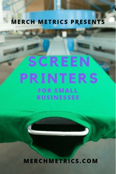 Screen Printing Machines for Small Business Screen Printing Press, Screen Printing Machine, Screen Printer, Screen Printing Shirts, Diy Clothes Design, Bus Girl, Tshirt Business, Coral, Machine Design