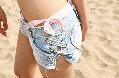 cute shorts! DIY?