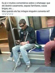 Milagre no metrô!!! - Kibeloco