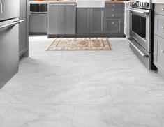 Shop a wide selection of Kitchen Vinyl Flooring Abu Dhabi. We provide best Kitchen Vinyl Flooring in Abu Dhabi, Dubai & UAE at Best prices. Diy Kitchen Flooring, Marble Floor Kitchen, Kitchen Vinyl, Diy Flooring, Flooring Ideas, Kitchen Cabinets, Kitchen Tile, Gray Cabinets, Terrazzo Flooring
