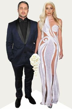 Lady Gaga and Taylor Kinney are Engaged! What Should She Wear to the Wedding?