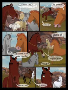 TotH Issue pg 023 by Wild-Hearts on DeviantArt Character Concept, Character Art, Character Design, Horse Drawings, Animal Drawings, Troy Horse, Wolf Comics, Horse Cartoon, Story Characters