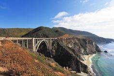 Pacific Coast Highway (Photo: Thinkstock) -list of 10 great all-american road trips--hope to take at least one sometime in the future