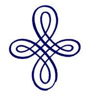 symbol of hope and harmony, the infinite flow of life and the elements