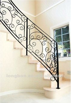 2015 Top de vendas clássico decorativo interior grades de ferro
