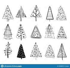 Christmas Doodles, Diy Christmas Cards, Xmas Cards, Christmas Art, Holiday Crafts, Christmas Decorations, Watercolor Christmas Cards, Christmas Drawing, Navidad Diy